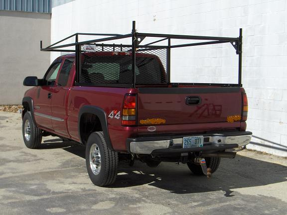 Steel Caddy Racks For Toyota Trucks Lynn Ladder Lynn Ma